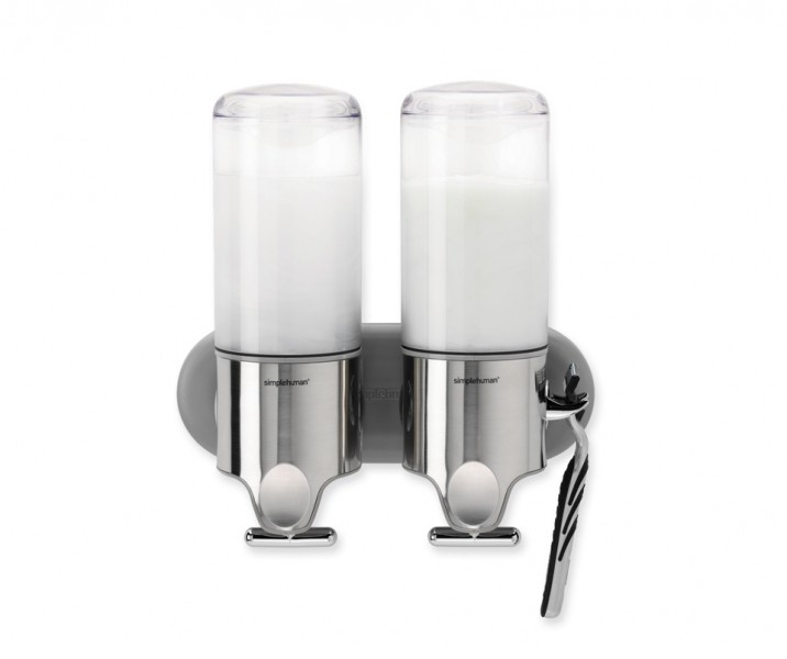 Shampoo Dispenser Twin