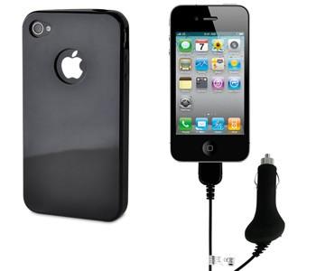 MUVIT Essential pack voor iPhone 4 / 4S