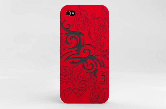 iPhone4 case TRIBAL