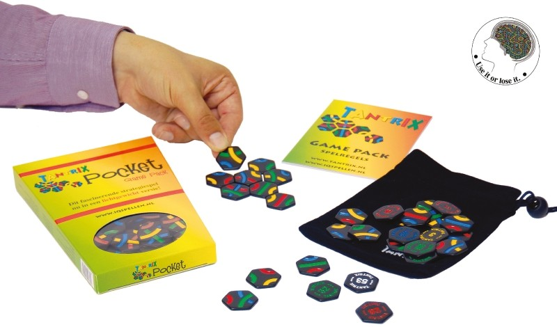 Tantrix Game Pack Reis etui