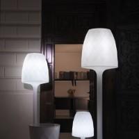 vondom-vases-lampara-de-pie-wit-verlicht - 47038W
