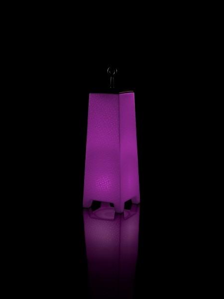Vondom Lampara Mora RGB LED Verlicht