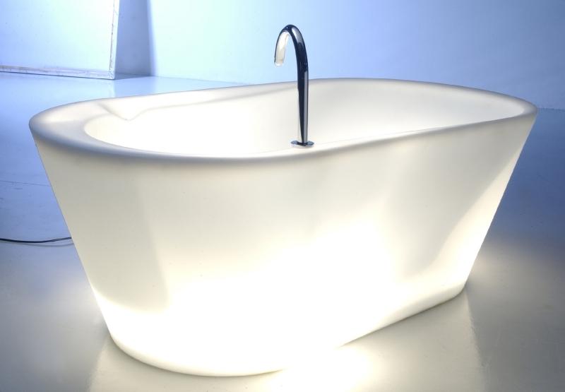 WET® Verlicht Bad Uno Colori - Verlichte Baden - Badkamer & Toilet ...