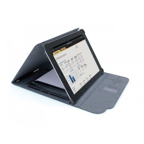 Lederen Zakelijke Logboek voor iPad