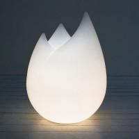 SerraLunga Flame Wit Verlicht
