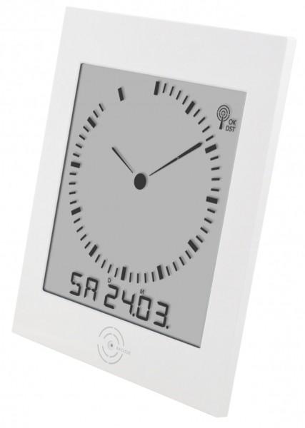 Balance Time LCD Wandklok