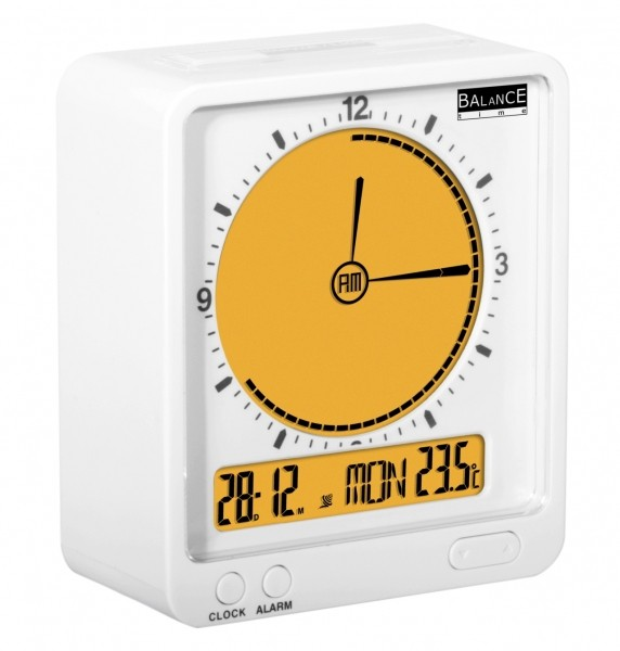Balance Time Zendergestuurde LCA Wekker