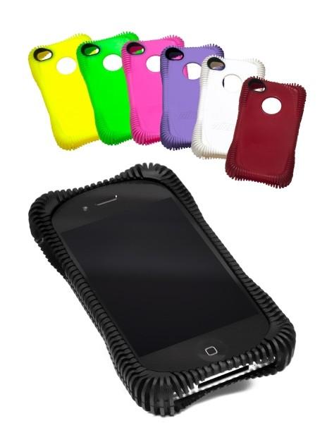 Iphone ribbz zwart