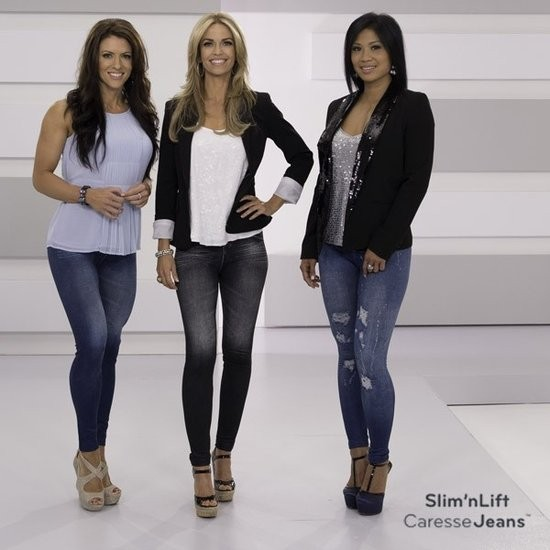 Slim N Lift Caresse Jeans Maat L/xl