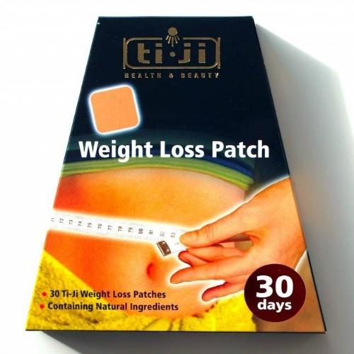 Ti-ji weight loss patch 60 dagen